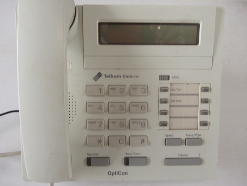 Telkom Business Opticon System Phone - LDP - 7008D