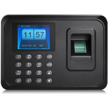Clock card ,Fingerprint and Facial Recognition systems with software from R2750.00