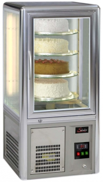 CAKE DISPLAY FRIDGE