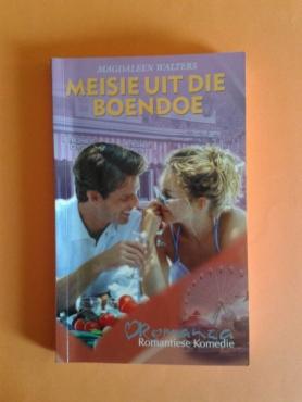 Meisie Uit Die Boendoe - Magdaleen Walters - Romanza.