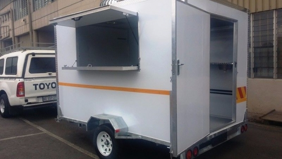 3m Mobile Kitchen R20000