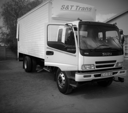 S&T Trans Our Wheels at Your Service