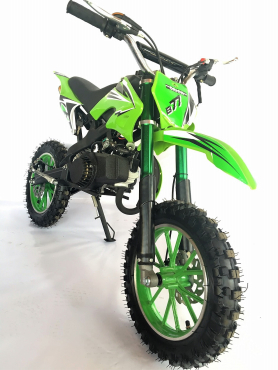 Nartionwide delivery- 49cc kids 2 stroke petrol mini dirt bikes on sale - NEW