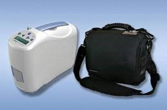 TO RENT: Portable Oxygen Machine ONLY in Pretoria