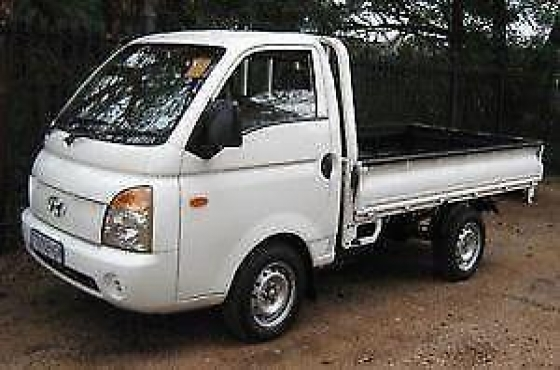 kia bakkie 1.5 ton for all kind of removal