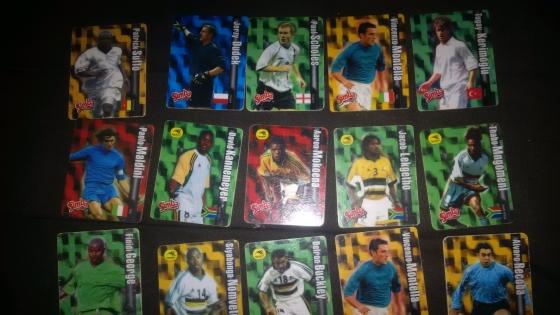 Simba sports tazos for sale