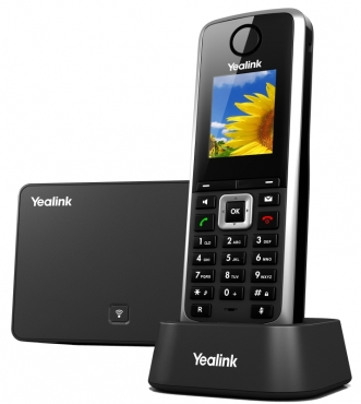 Yealink W52P IP Dect Phone with POE (incl PSU)
