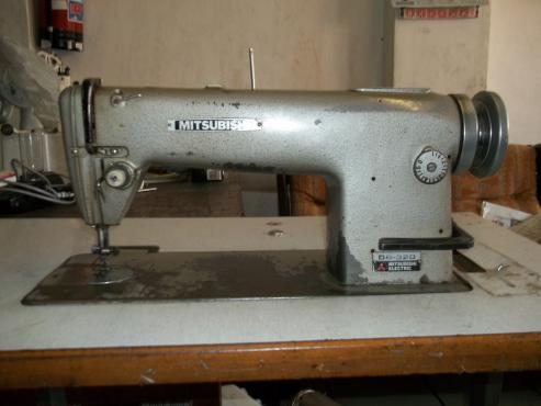 MITSUBISHI INDUSTRIAL SEWING MACHINE Junk Mail Adorable Mitsubishi Sewing Machine For Sale