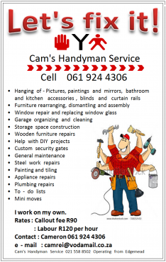 Property Maintenance Jobs North West