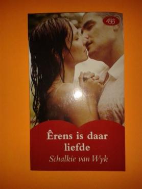 Erens Is Daar Liefde - Schalkie Van Wyk - Melodie.