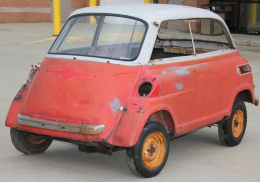 WANTED! Spare/Parts for Isetta 300/600