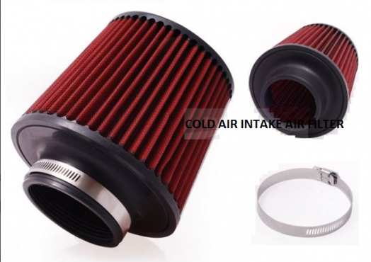 Universal Cold Air Intake Air Filter for high performance vehicles