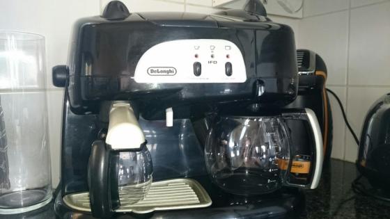 Delonghi BCO 130 coffee/Expresso/Cuppachino