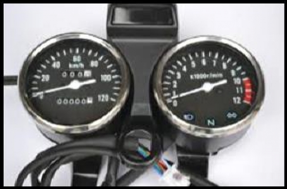 Universal clocks, speedometers for sale -- Bike Parts Sa