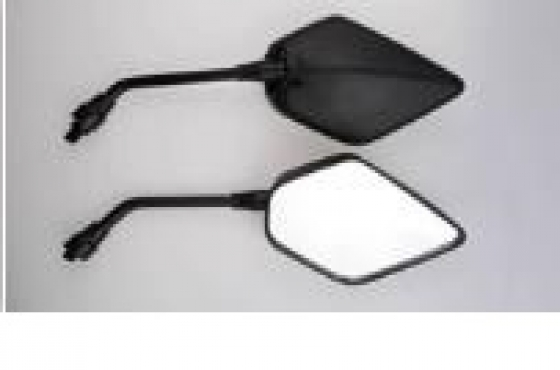 Universal motorcycle mirrors -- Bike Parts Sa