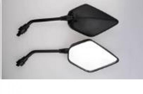 Universal motorcycle mirrors -- Bike Parts Sa