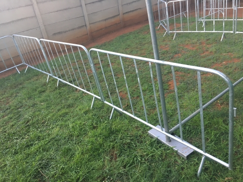 Temporary Events Fencing For Hire
