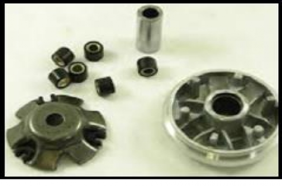 Scooter complete front clutches for sale -- Bike Parts Sa