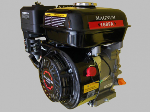 Magnum Horizontal Petrol Engine 16 HP with Electric Start Price Includes VAT