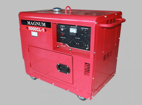 Magnum Diesel Generators Price include Vat