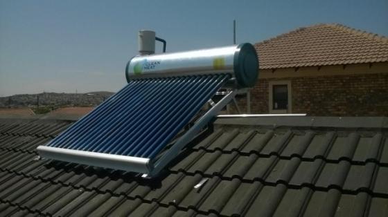 Solar Geyser Systems in Pretoria , Centurion , Midrand & Johannesburg