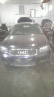 Audi B6 Stripping for Spare