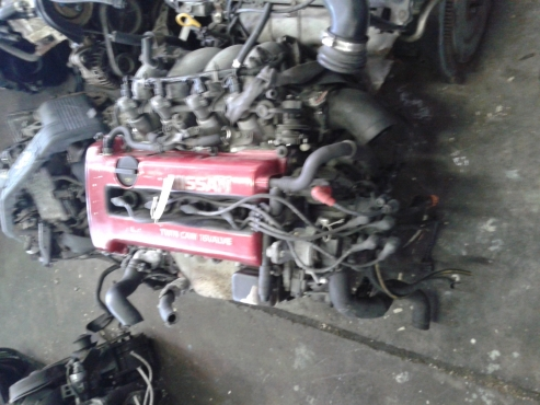 Nissan Sr20 Turbo FWD engine for sale | Junk Mail