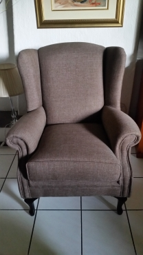 Brand New Wingback Chair