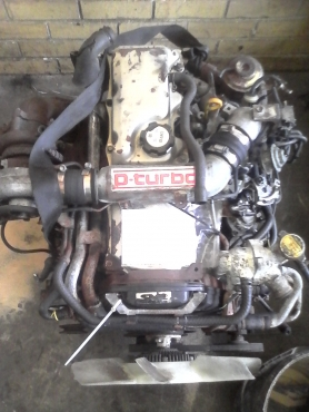 Toyota Hilux 2L-T Engine for Sale | Junk Mail