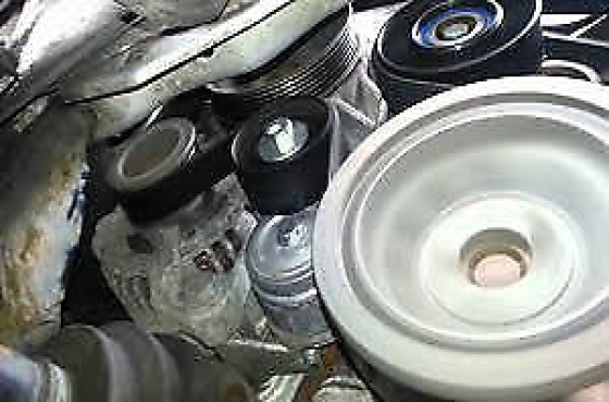 Alfa romeo 147 and 156 2.0 16v T.spark engine pulleys and tensioners  for sale   more info   Contact