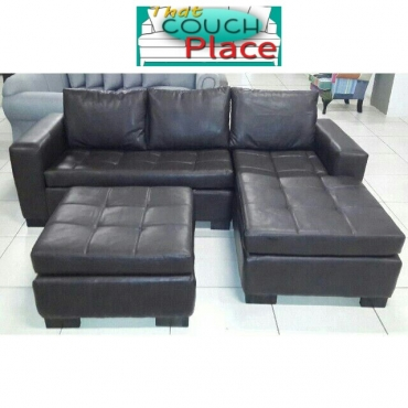 New corner couch