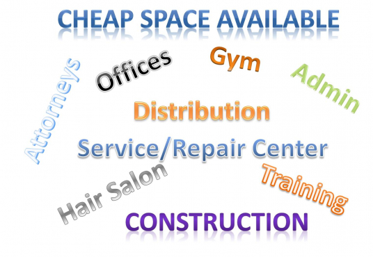 Low Priced Office / Business Space In Vaal Triangle