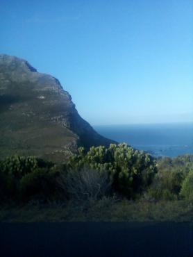 Pringle Bay Western Cape Stand