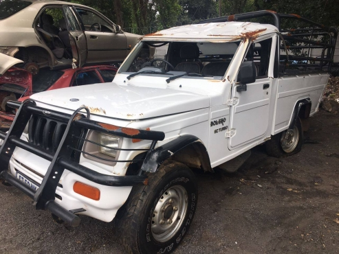 Various Mahindra stripping for spares