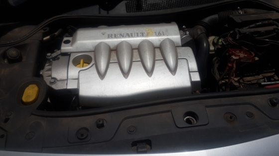 Renault Megane II St