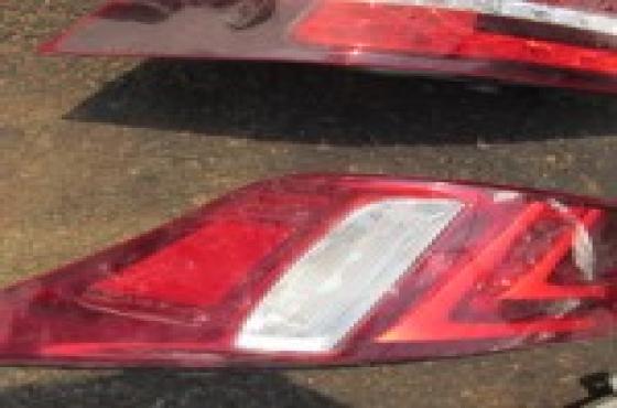 2016 Lexus Is200 Left Taillight For Sale