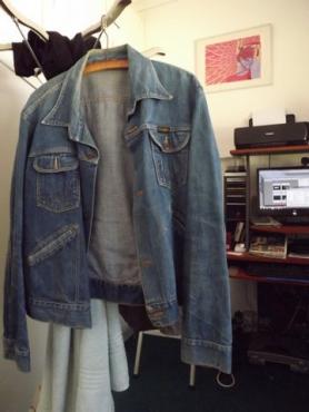 Denim Jacket - Wrangler