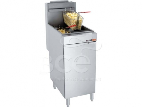 Fryer Gas Anvil 20lt