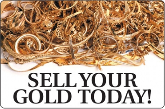 We buy all your unwanted , broken or new Gold for CASH!!