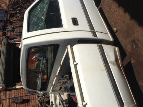 Stripping Gonow Troy GA200 2007 for Spares
