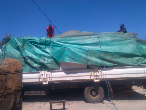 garden waste removal r180 per load on huyndai or r290 on 4ton truck