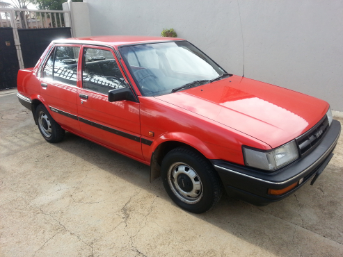 1987 Toyota Corolla 1.3 Advanced