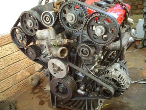Original Alfa Romeo V V Engine Stripping For Spares Sale - Alfa romeo engines for sale
