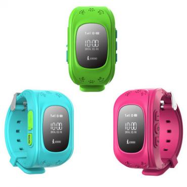 Kids GPS Smart Watch
