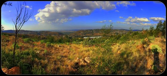 STAND: Noordkruin Krugersdorp * 1100m2 * Stunning 180deg views : R770 000