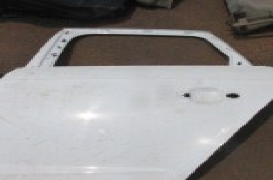 2013 Audi A3 Left Rear Door Shell For Sale