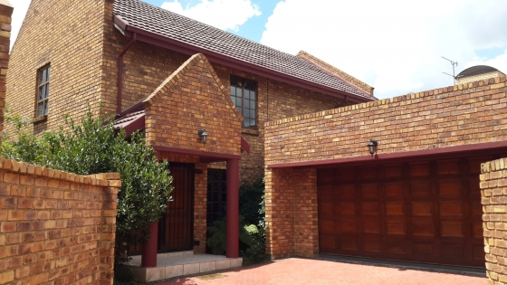 4 Bed Double Story Cluster in Bartletts Boksburg