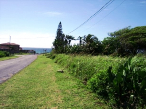 Large Cleared Stand with Sea Views - Close to Lighthouse- for sale in Port Edward
