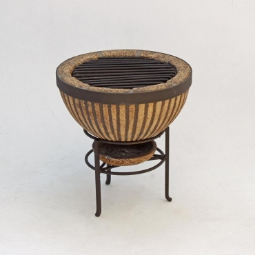 Beautiful boma fire pits and braai's for sale