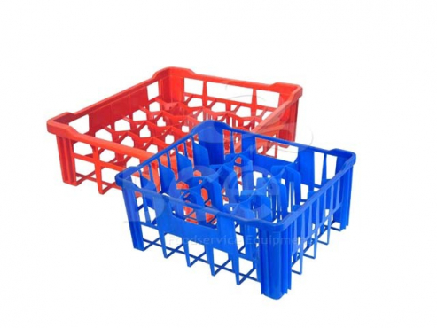 Glass Crate Small -
